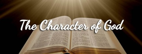 Ray Foucher - Character of God Web Page
